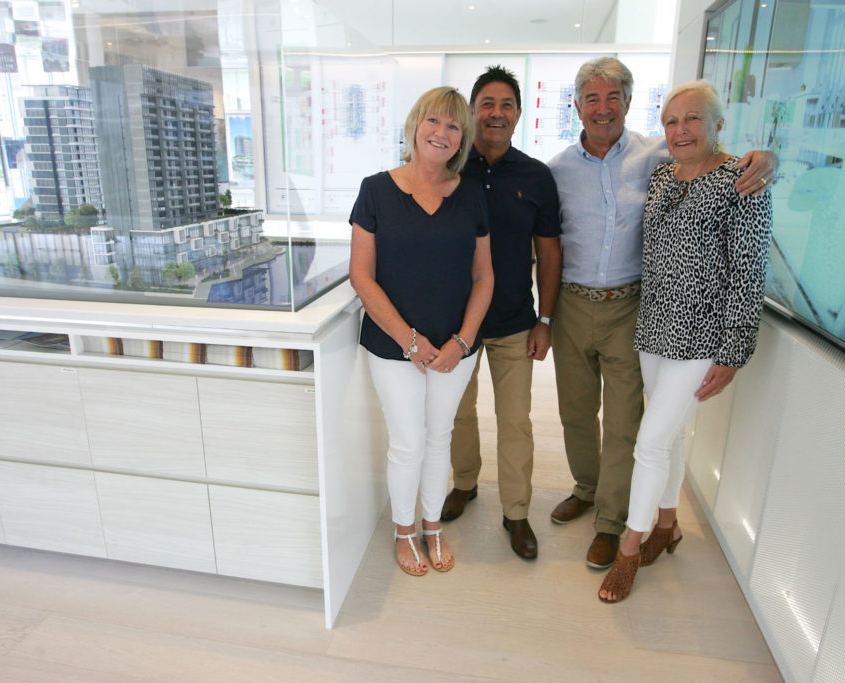 Brotherly Love Thrives at Esplanade Norwest